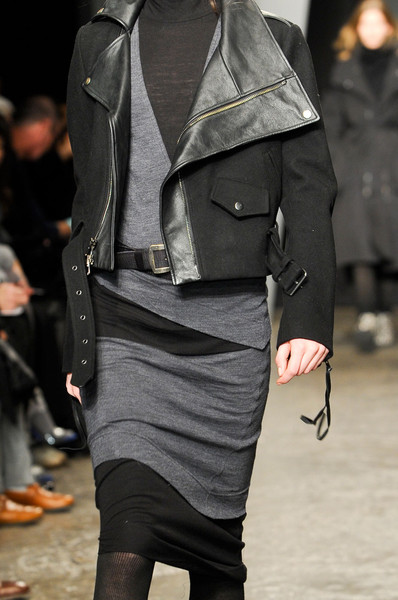 Donna Karan at New York Fall 2012 (Details)