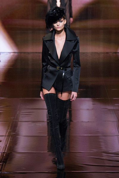 Donna Karan at New York Fall 2014