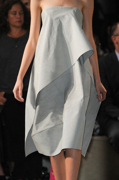 Donna Karan at New York Spring 2013 (Details)