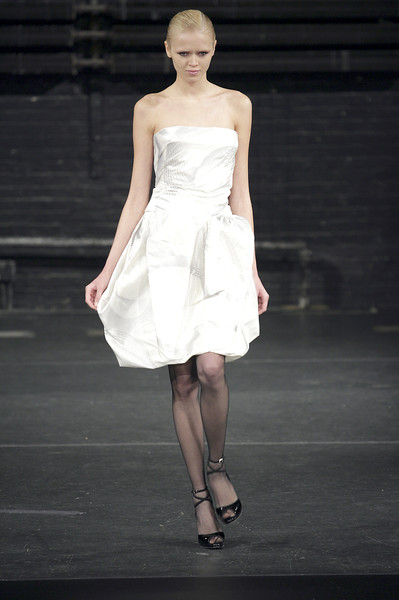 Douglas Hannant at New York Fall 2008