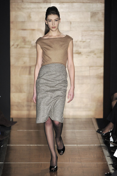 Douglas Hannant at New York Fall 2009