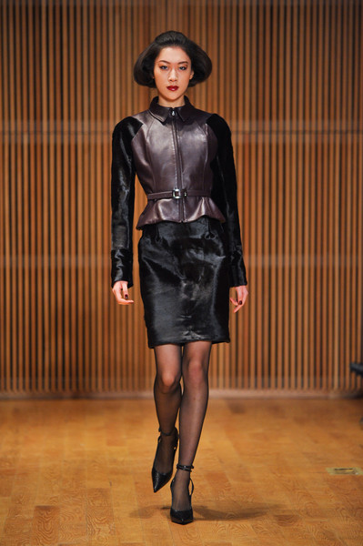 Douglas Hannant at New York Fall 2013