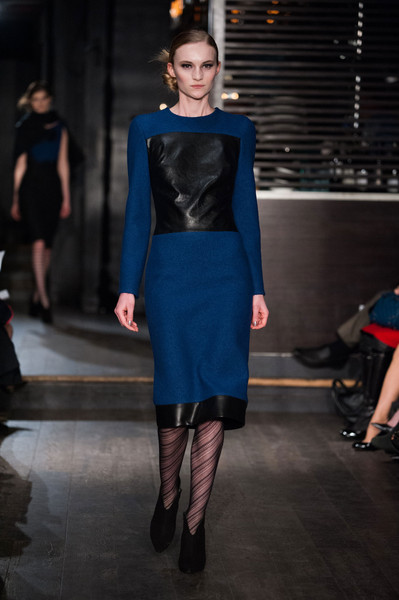 Douglas Hannant at New York Fall 2014