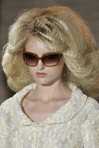 Douglas Hannant at New York Spring 2012 (Details)