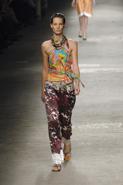 Dries Van Noten at Paris Spring 2008