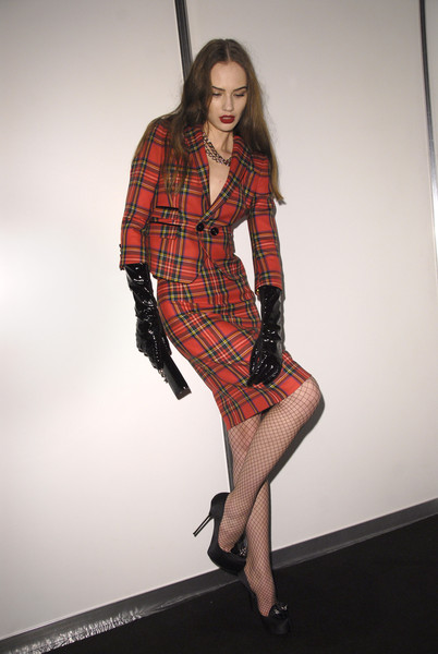 Dsquared² at Milan Fall 2008 (Backstage)
