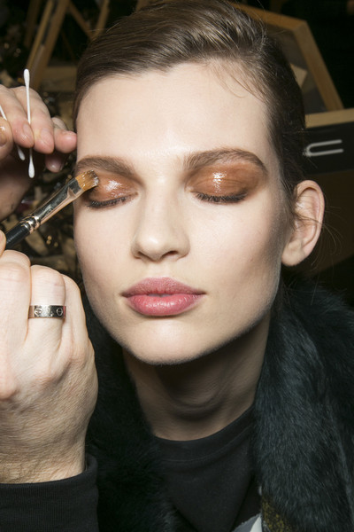 Dsquared² at Milan Fall 2013 (Backstage)