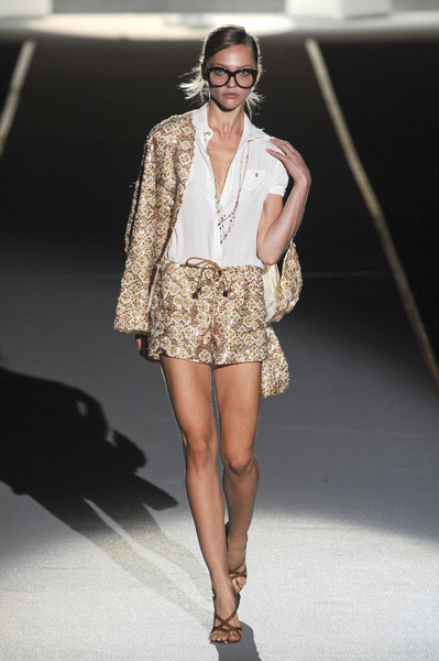 Dsquared² at Milan Spring 2011
