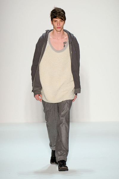 Duckie Brown at New York Fall 2011