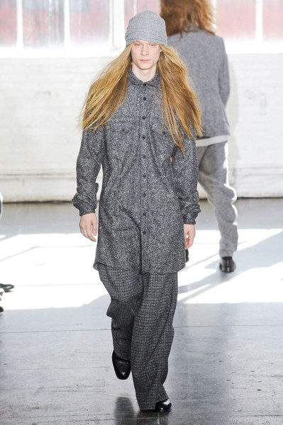 Duckie Brown at New York Fall 2012