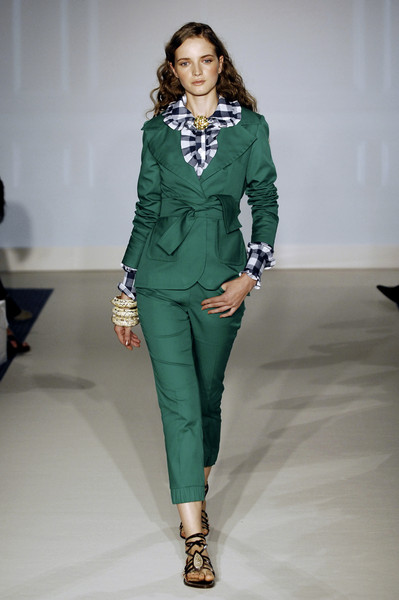 Duro Olowu at London Spring 2008