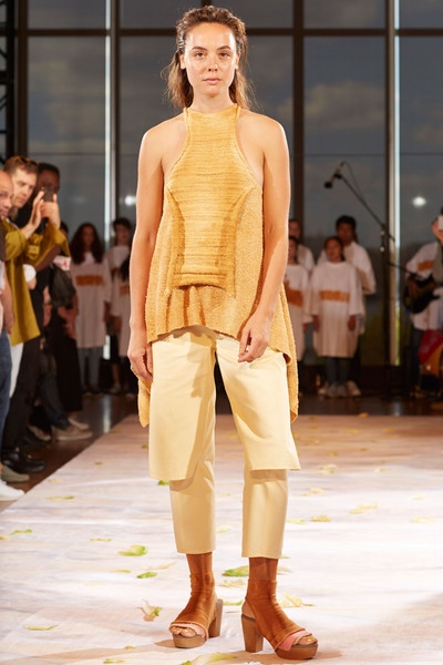 Eckhaus Latta at New York Spring 2015