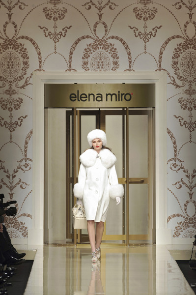 Elena Miro at Milan Fall 2009