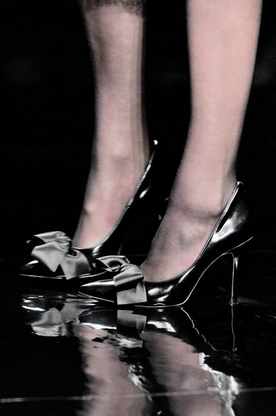Elena Miro at Milan Fall 2011 (Details)