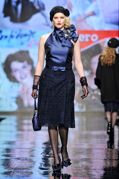 Elena Miro at Milan Fall 2011