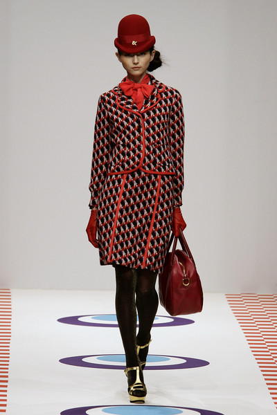 Eley Kishimoto at London Fall 2009