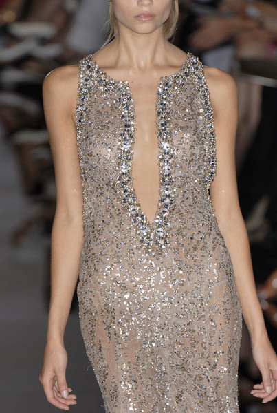 Elie Saab Couture Details, Fall 2006