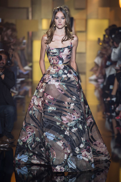 6bf769e804 Elie Saab - The Most Beautiful Couture Dresses of Fall 2015 - Livingly