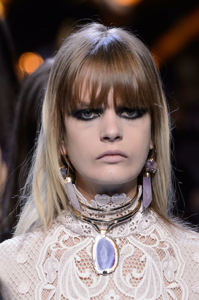 Elie Saab at Paris Fall 2016 (Details) [hair,fashion,face,hairstyle,bangs,eyebrow,beauty,chin,lip,blond,blond,supermodel,bangs,hair,runway,brown hair,hairstyle,hair,haute couture,paris fashion week,bangs,runway,hair m,supermodel,layered hair,long hair,brown hair,haute couture,blond,hair]