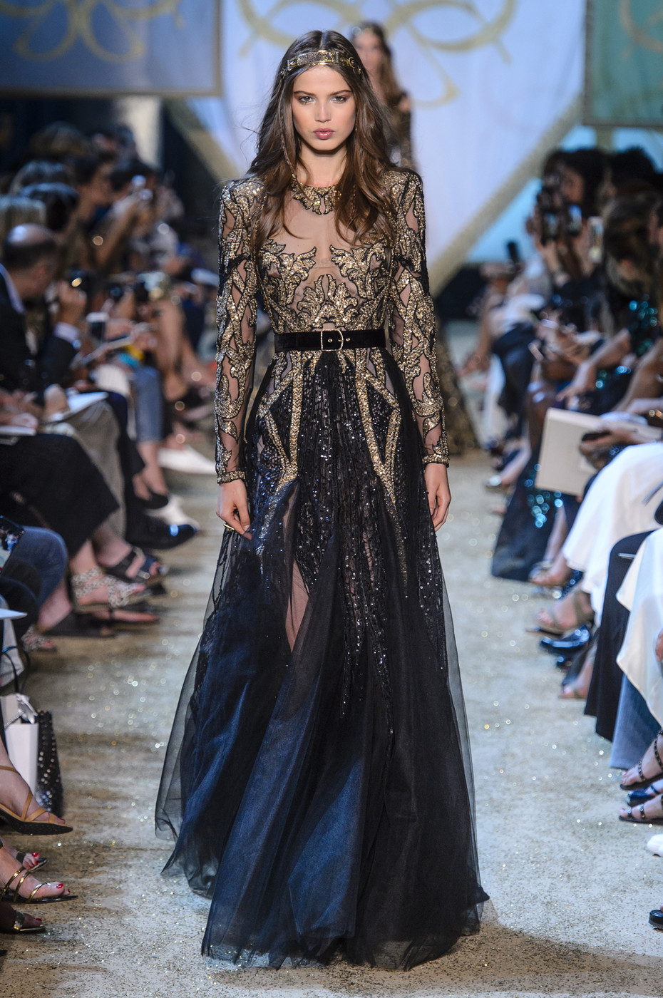 Elie Saab At Couture Fall 2017 Livingly