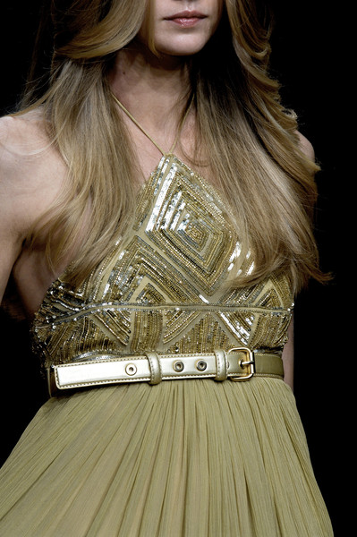 Elie Saab at Paris Spring 2007 (Details)