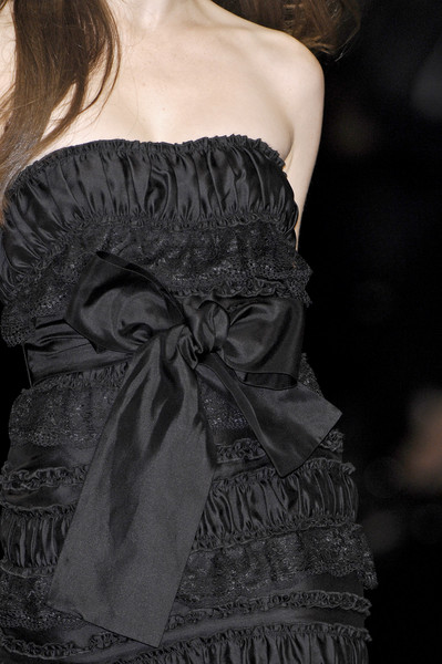 Elie Saab at Paris Spring 2008 (Details)