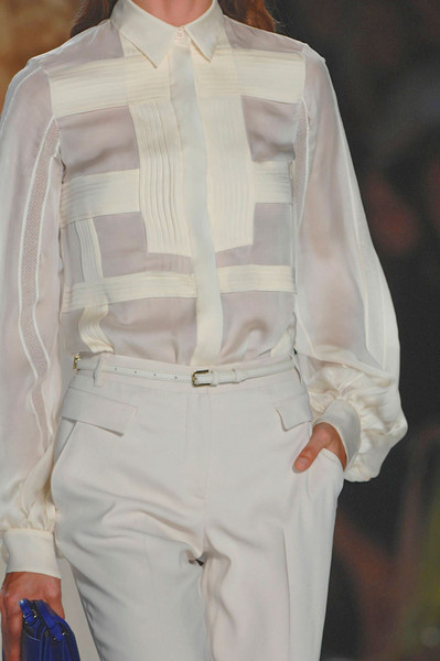 Elie Saab at Paris Spring 2012 (Details)