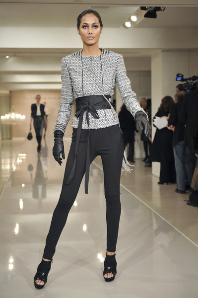 Elie Tahari at New York Fall 2009