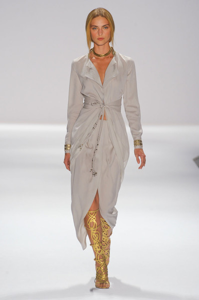 Elie Tahari at New York Spring 2012
