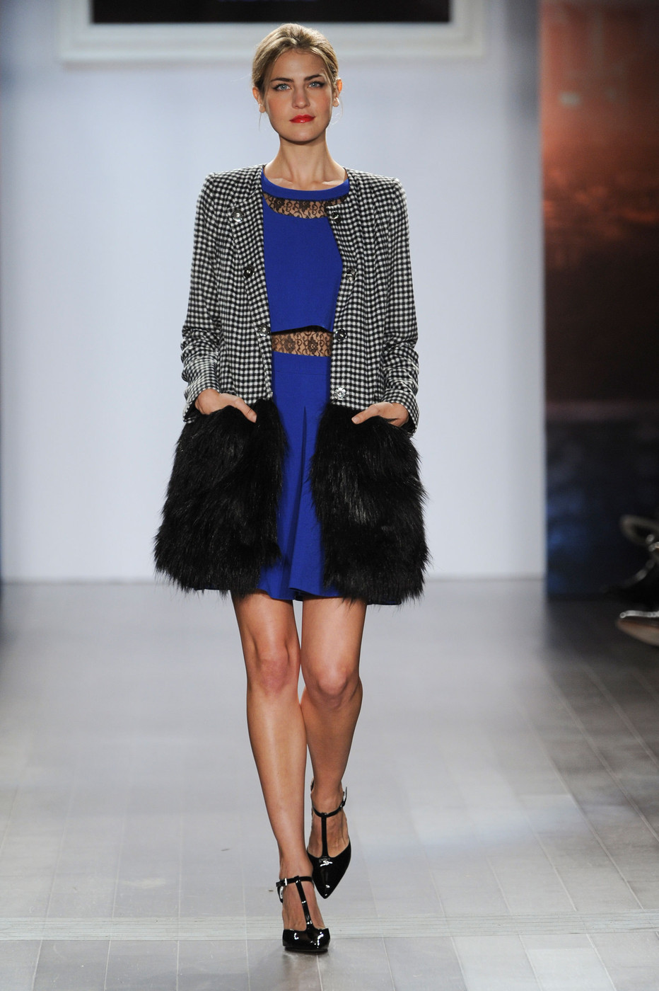 Elle Runway Collection At New York Fashion Week Spring 2015 Livingly