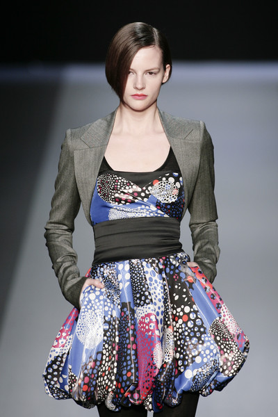 Emanuel Ungaro at Paris Fall 2009