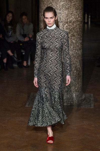 Emilia Wickstead, Fall 2017