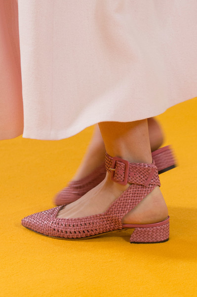 Emilia Wickstead at London Spring 2017 (Details)