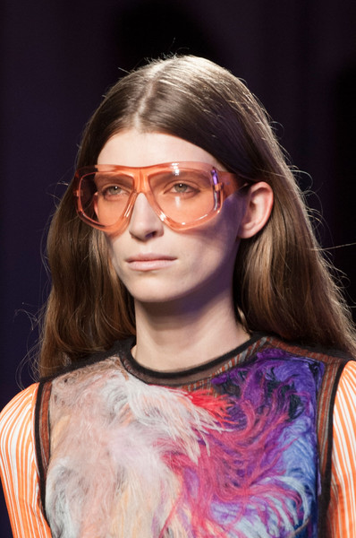 Emilio Pucci at Milan Spring 2016 (Details) [eyewear,hair,glasses,face,hairstyle,fashion,beauty,vision care,lip,fashion show,sunglasses,fashion accessory,handbag,emilio pucci,fashion,glasses,eyewear,hairstyle,beauty,milan fashion week,glasses,sunglasses,emilio pucci,fashion,ready-to-wear,fashion accessory,eyewear,handbag,ray-ban]