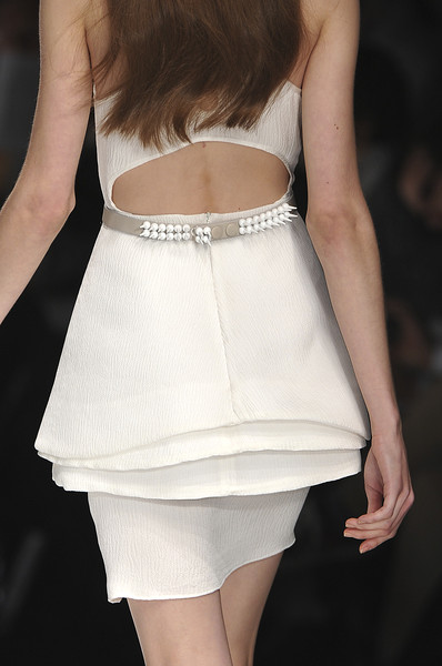 Emilio de la Morena at London Spring 2010 (Details)