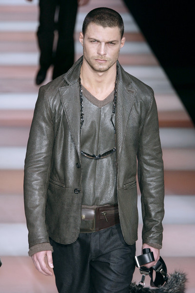 Emporio Armani at Milan Fall 2008