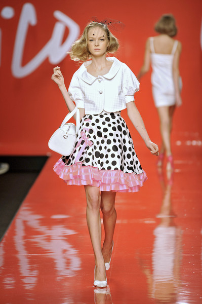 Enrico Coveri at Milan Spring 2009