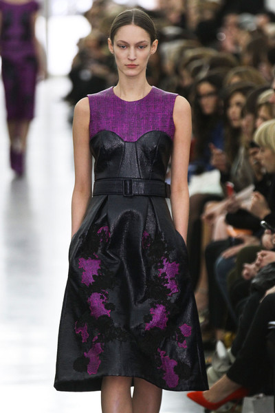 Erdem at London Fall 2012