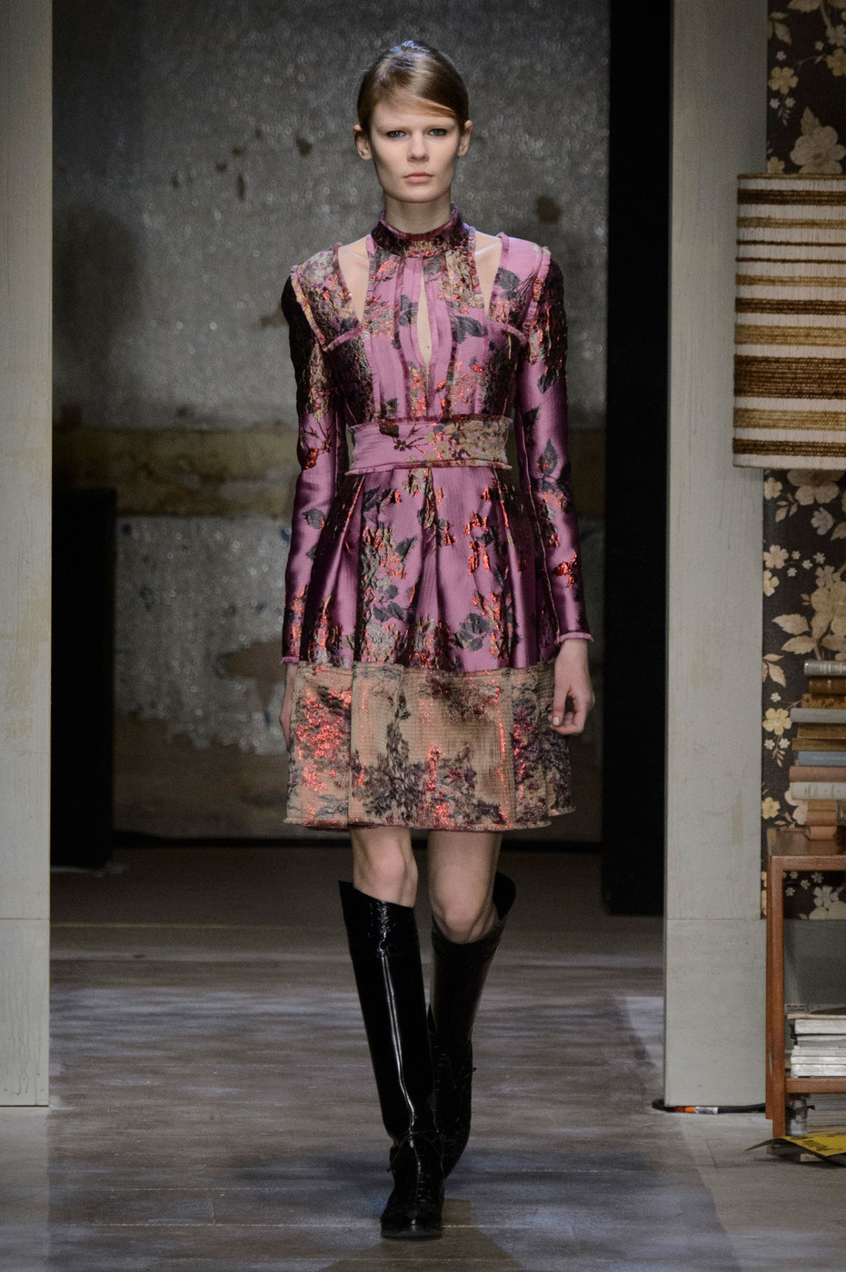 Erdem Fall Winter 2018 2019 Fashion Show: Erdem Fall 2015 Runway Pictures