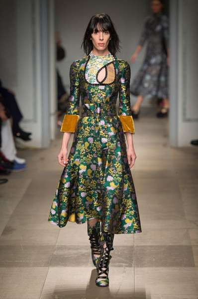 Erdem at London Fall 2017