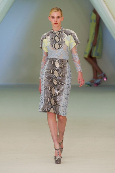 Erdem at London Spring 2013
