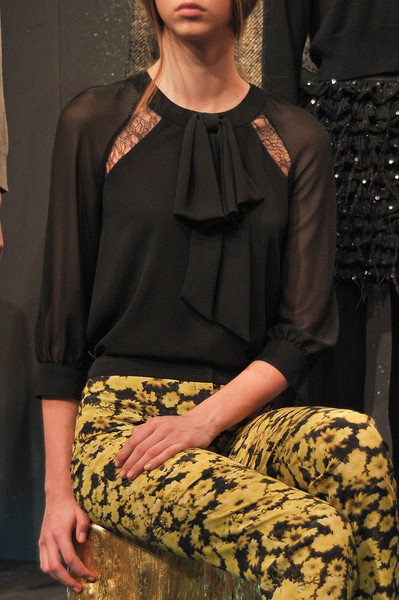 Erin By Erin Fetherston at New York Fall 2012 (Details)