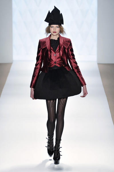 Erin Fetherston at New York Fall 2009