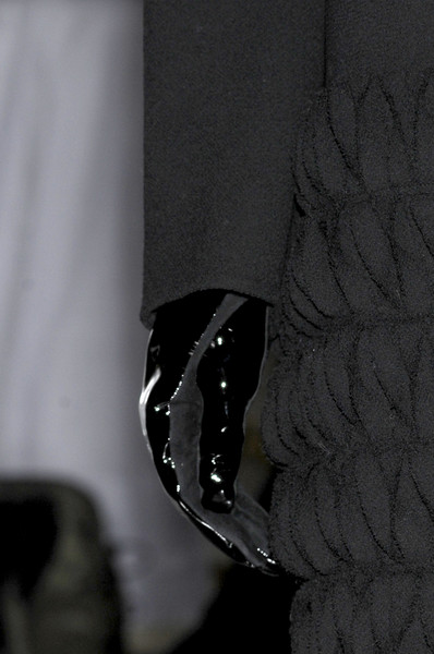 Ermanno Scervino at Milan Fall 2010 (Details)