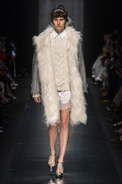 Ermanno Scervino at Milan Fall 2019