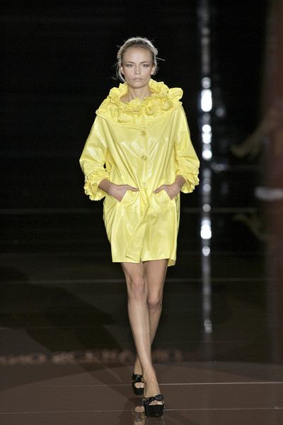 Ermanno Scervino at Milan Spring 2008