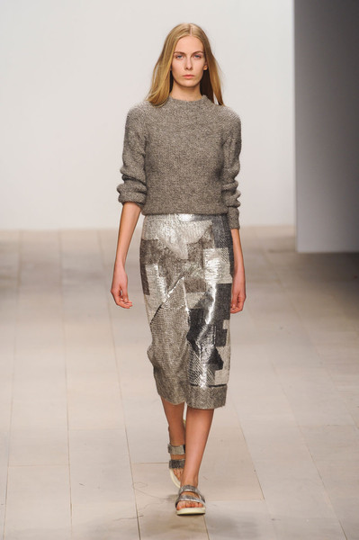 Erna Einarsdottir at London Fall 2012