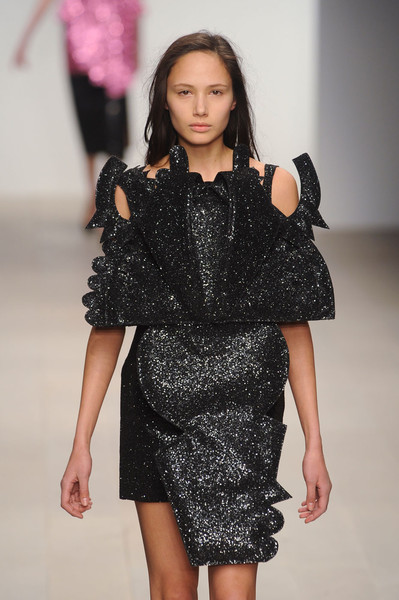 Estefania Cortes-Harker at London Fall 2012