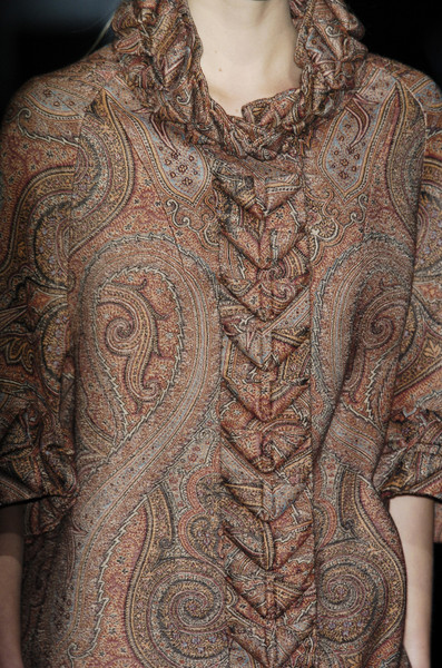 Etro at Milan Fall 2006 (Details)