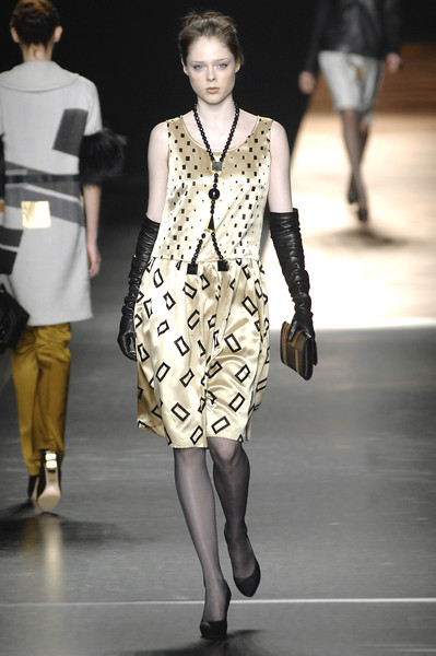 Etro at Milan Fall 2007
